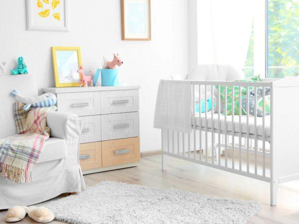 Fique por dentro das tendências para quartos de bebê em 2021